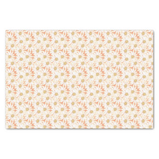 Daisies Tissue Paper
