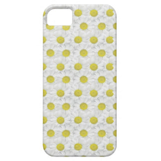 Daisies White & Yellow Flowers Floral case