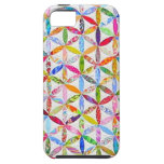 Daisy a Day Quilt iPhone 5 Cases