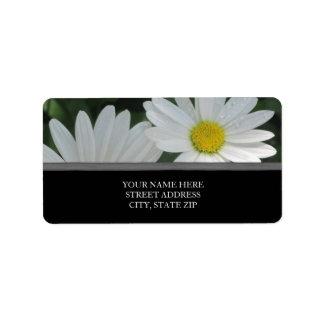 Daisy Address Labels