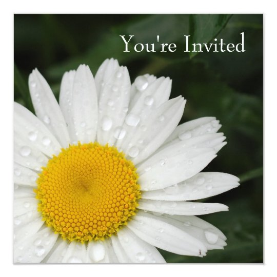 Daisy All Occasion Event Invitation