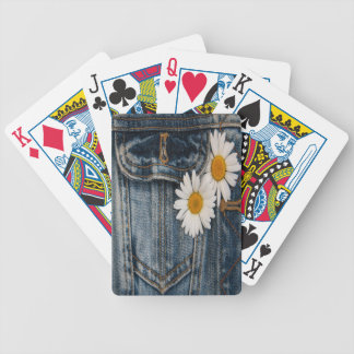 Daisy And Jeans Bicycle Playing Cards
