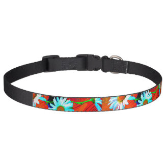 Daisy Art Pet Collar