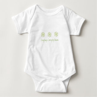 Daisy Baby Body Suit Tees