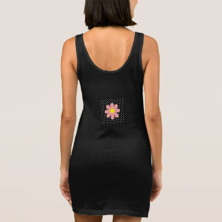 Daisy_Back_Dots_Happy(c)_Tops_Dresses_ Sleeveless Dress
