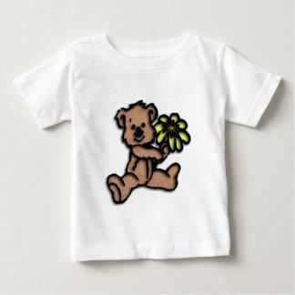 Daisy Bear Design Baby T-Shirt