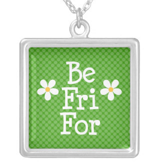 Daisy Best Friends Forever Necklace
