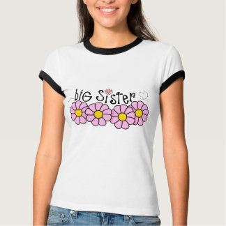 Daisy Big Sis T-shirts