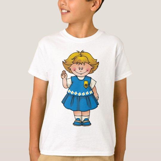 Daisy Blonde T-Shirt