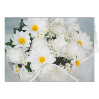 daisy bouquet card