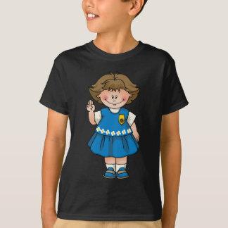 Daisy Brunette Tee Shirts