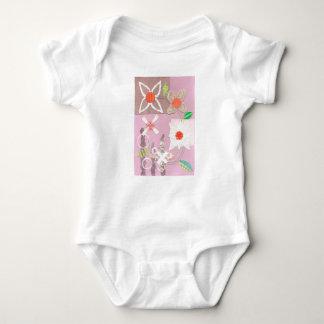 Daisy Chain Babygro Baby Bodysuit