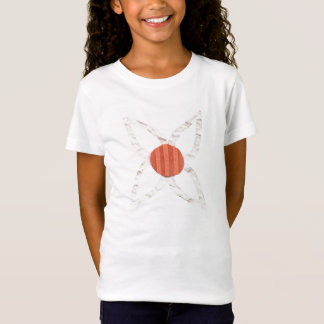 Daisy Chain No Background Girl's T-Shirt