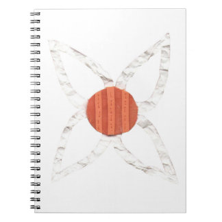 Daisy Chain No Background Notebook