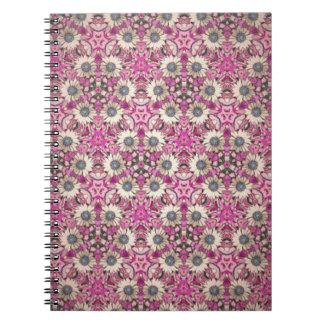 Daisy Chains Spiral Notebook