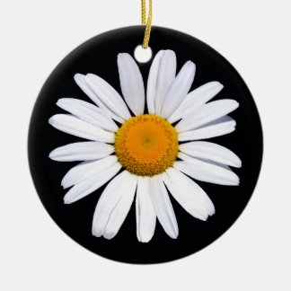 Daisy Christmas ornament