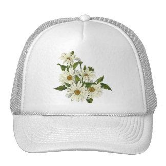Daisy Cluster Mesh Hat