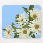 Daisy Cluster Mouse Pad