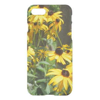 Daisy Cluster Weathered Fence iPhone 7 Case