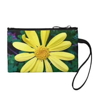 daisy clutch coin purses