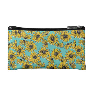 Daisy Cosmetic Bag