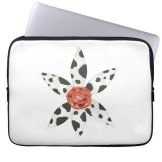 Daisy Cow 13 Inch Laptop Sleeve