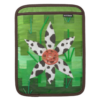 Daisy Cow I-Pad Sleeve