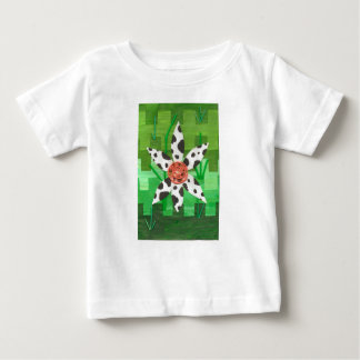 Daisy Cow Infant T-Shirt