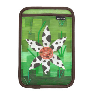 Daisy Cow Mini I-Pad Sleeve
