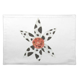 Daisy Cow Placemat
