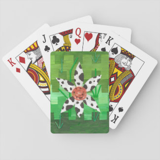 Daisy Cow Playing Cards