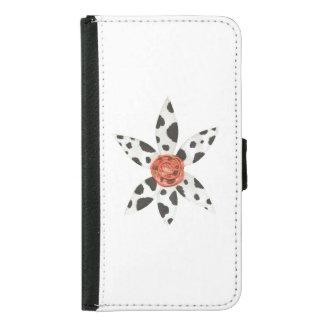 Daisy Cow Samsung Galaxy S5 Wallet
