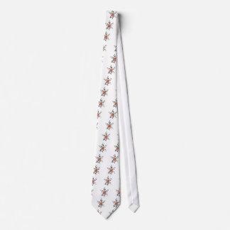 Daisy Cow Tie