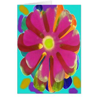 Daisy Craze Greeting Card