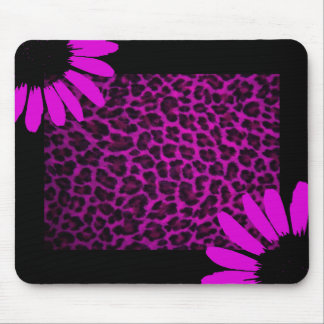 """Daisy Crazy"" Mouse Pad"