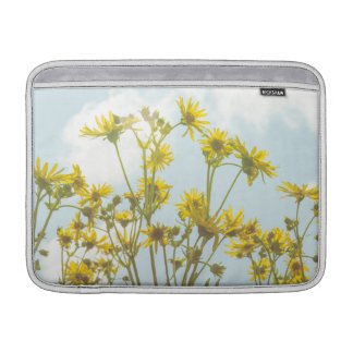 Daisy Daisies Flowers Macbook Air Sleeve 13""