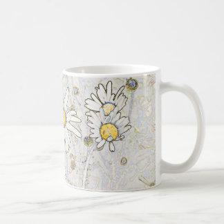 Daisy daisy ... English tea coffee mug
