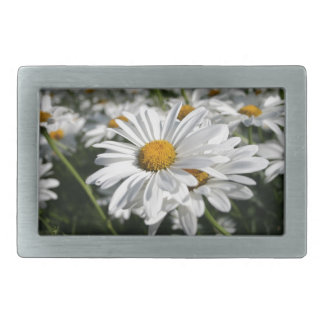 Daisy Daisy Rectangular Belt Buckle