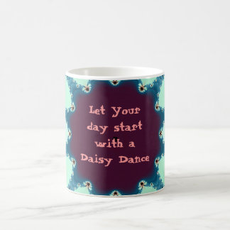 daisy dance, Let Your day start with a Daisy Dance Basic White Mug