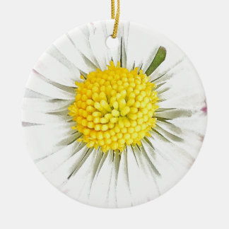 Daisy Dble-sided Ornament