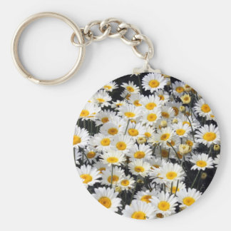 Daisy Delight Key Ring