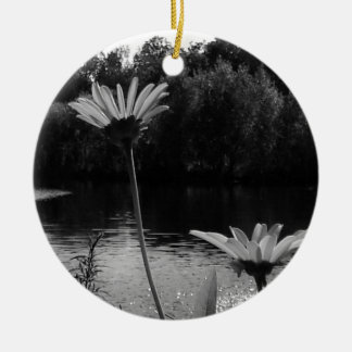 Daisy Delights Christmas Ornament