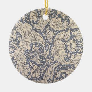 'Daisy' design (textile) Christmas Ornament