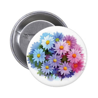 Daisy-do 6 Cm Round Badge