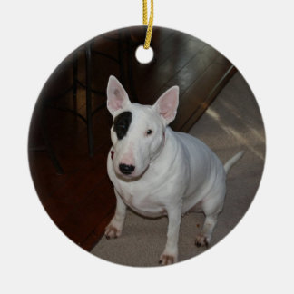 Daisy Dog Christmas Ornament