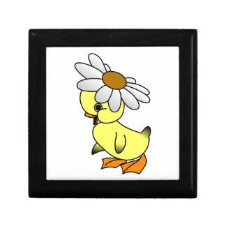 Daisy Duck Small Square Gift Box