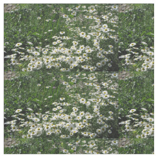 daisy fabric