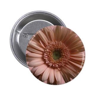 Daisy Flower 6 Cm Round Badge