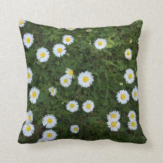 Daisy Flower Cushion
