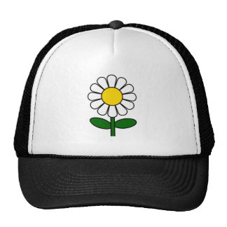 Daisy Flower Trucker Hats